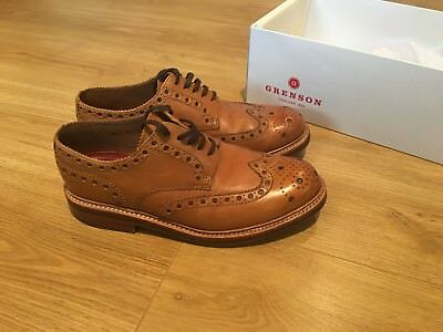 Grenson Archie Brogues Size 9