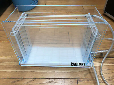 "Calumet Archival Print Washer For (12) 11"" X 14"" Darkroom Prints"