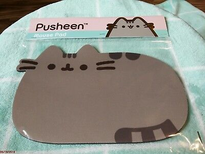 PUSHEEN subscription BOX spring 2018 ~ Cat MOUSE PAD New in package