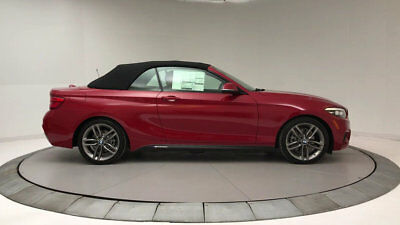 BMW 2 Series 230i 230i 2 Series New 2 dr Convertible Automatic Gasoline 2.0L 4 Cyl Melbourne Red M