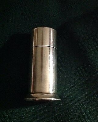 Vintage Tiffany & Co. Sterling Talcum Shaker