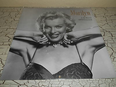 MARILYN MONROE 16 Month Calendar 1999 NEW Sealed AVALANCHE