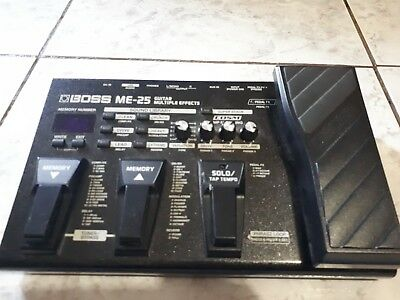 BOSS ME-25 Multi-effects Phase Looper Pedalboard for Electric Guitar FX Pedal