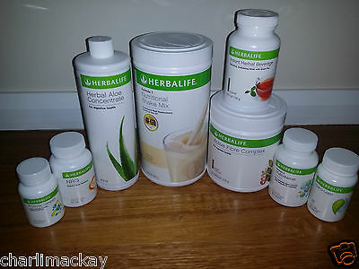 Herbalife ULTIMATE Programme U CHOOSE FLAVOURS BB: from:4/10/18 EXPRESS POST!