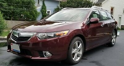 2011 Acura TSX Technology Package 2011 Acura TSX Sport Wagon, Tech Package, 54,500 miles