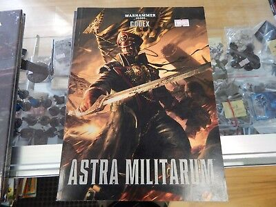 Games Workshop Warhammer 40,000 codex  ASTRA MILITARUM