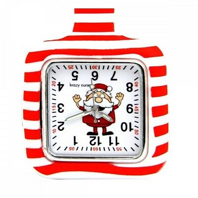 Montre Infirmière Silicone NOEL KRAZY 66
