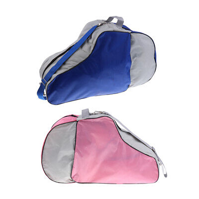 2pcs Portable Skate Bag For Ice Roller Skating Speed Skates Protective Gear