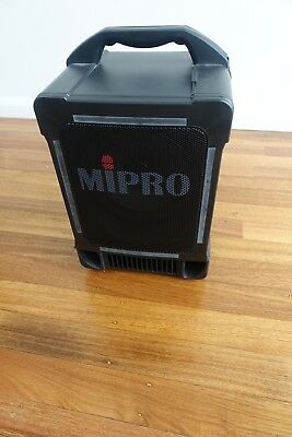 Mipro MA707 Portable PA with Wireless Microphone and Wireless Lapel
