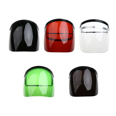 Protective Clear Face Safety Shield Mask - Eye / Face Protector Protection