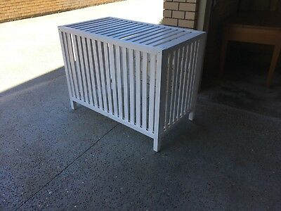 Timber Removable Air Conditioner Cover