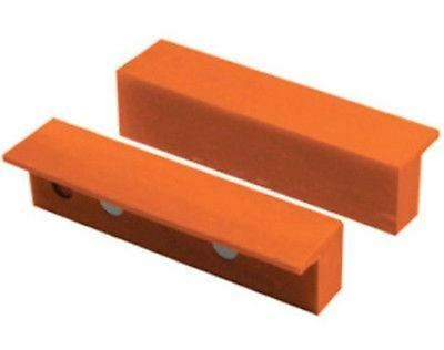 "4"" Plastic Magnetic Soft Jaw Pads for Metal Vise"
