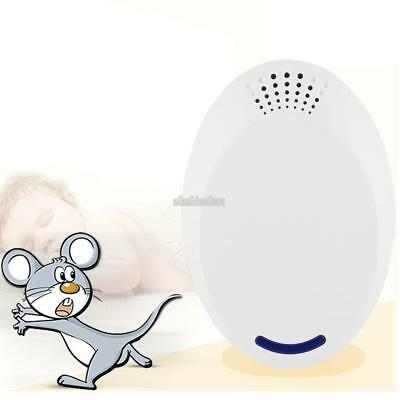 2Pcs Ultrasonic Electronic Indoor Mosquito Insect Anti Mosquito Insect Killer T