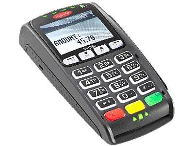 """Ingenico iPP 350 Payment Terminal with 2.7"""" TFT Color Display - No Software or K"""
