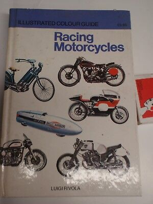 Racing Motorcycles  , Illustrated   Book