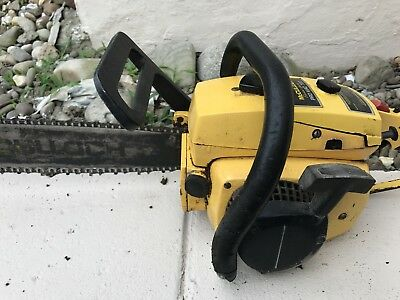 McCullough pro Mac 700 chainsaw