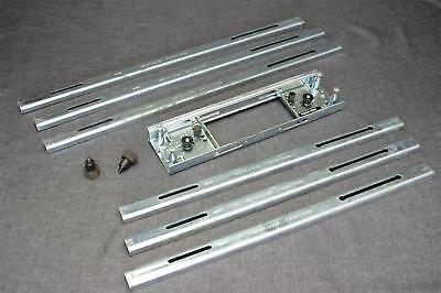 Porter-Cable 859647 + 858554 4 Hinge Install Acc  for 7' - 8' and 8' - 9' Doors