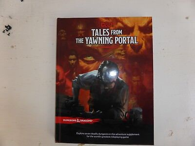 Tales from the Yawning Portal Dungeons & Dragons Wizards RPG Team
