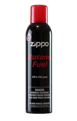 1x Can Zippo Butane Fluid  ( 172ML 5.8oz ) Premium Torch Vapor Lighter Refilll