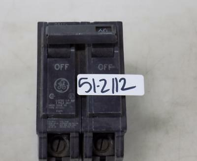 Ge 60Amp 2 Pole Circuit Breaker