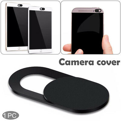 Webcam Cover 0.03in Ultra Thin Web Magnet Slider Lens Cover for Laptop PC Phone