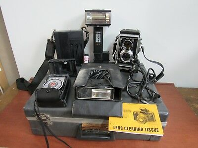 Vintage Mamiya C33 Professional Camera Bundle FREE Shipping!