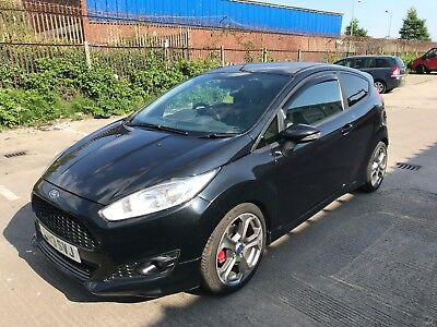 2013 Ford Fiesta St-2 Pumaspeed Stage1 240Bhp Unrecorded Never Damaged Salvage