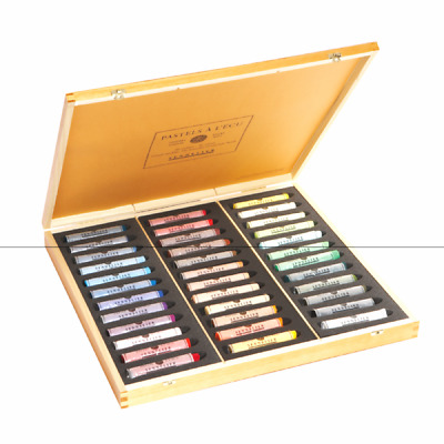 SENNELIER A L' ECU SOFT CHALK PASTEL SETS Available in Three Sizes