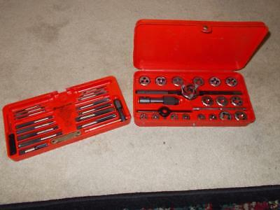Snap On Tools TDM-117A Metric Tap and Die Set 3-12mm with Case