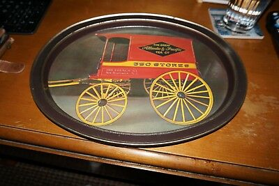 The Great Atlantic & Pacific Tea Co Tin Tray A & P