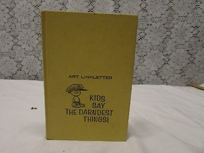 Art Linkletter Kids Say The Darndest! 1957 Comedy   Sg