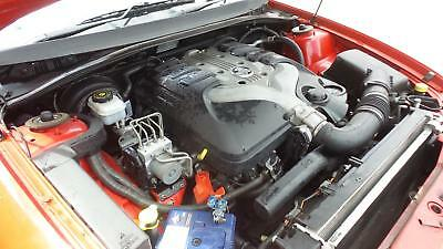 HOLDEN COMMODORE ECU BCM, MID 588, VZ,131834 Kms,  08/2004-09/2007