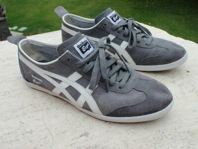 Onitsuka Tiger Mexico 66 D2Q4L Grey White Men 9 EU 42.5 SERRANO SUEDE Women 7.5