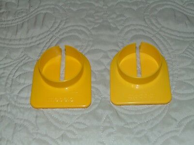 Set Of Two Medela Gold Bottle Stands - Free Expedited Shipping