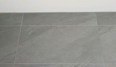 Porcelain Bathroom and Kitchen Tiles Floor/Wall 300x600 Black worth $45/M2