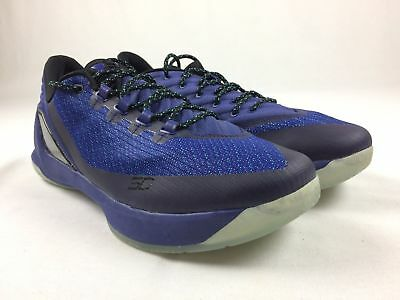 84cae43b332f NEW UNDER ARMOUR Curry 3 Low Dark House - Basketball Shoes (Men s 14 .