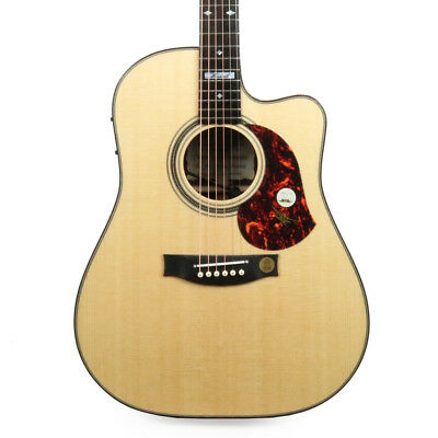 Maton EM100C Messiah Series Dreadnought Cutaway Acoustic Electric Guitar