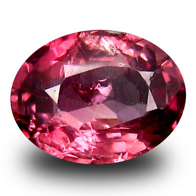 0.76 ct AAA+ Fantastic Oval Cut (7 x 5 mm) Purple Spinel Natural Gemstone