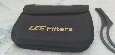 Lee Filters Foundation Kit Filter holder w/ 67mm and 77mm adapters, pouch, tools
