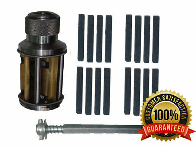"CYLINDER ENGINE HONE KIT 3.1/2 to 6.1/2"" HONING MACHINE Free 4 set Honing Stones"