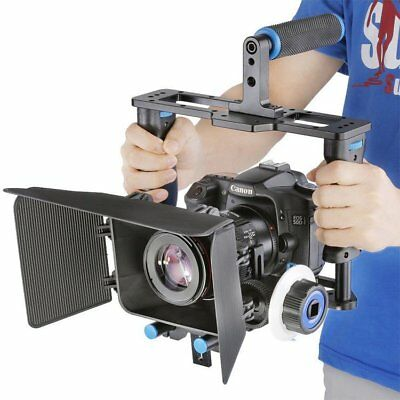 YELANGU Aluminum Camera Video Cage Movie Kit for Canon/Nikon DSLR Cameras HOT