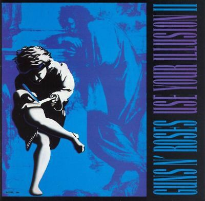 Guns N' Roses - Use Your Illusion Ii Cd ~ Axl Rose~Slash  *new*