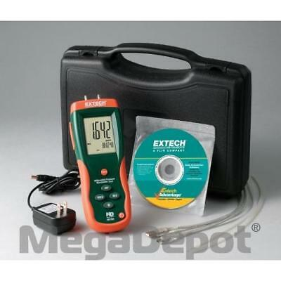Extech HD755, 0.5psi Differential Pressure Manometer