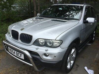 2005 Bmw X5 3.0 D Sport **spares And Repairs** Smokey Suspect Turbo Issues!!