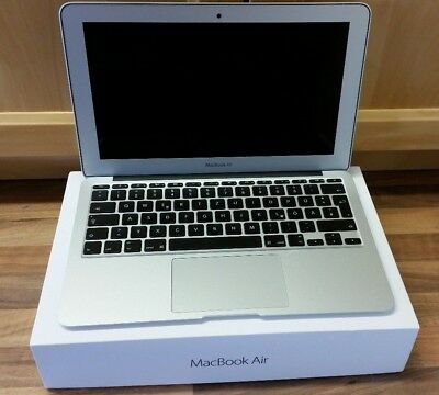 "Apple MacBook Air 7,1 11"" Zoll 2015 i7 2,2 Ghz 256 GB / 8GB Ram OVP Händler TOP"