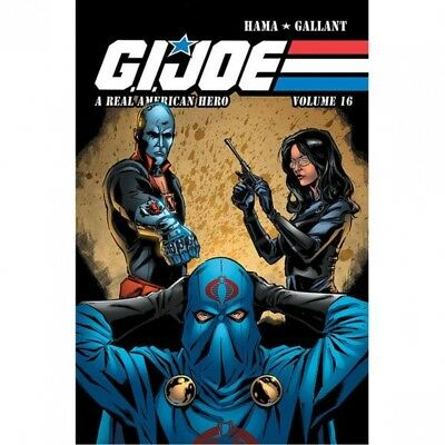 G.I. Joe  A Real American Hero: Volume 16