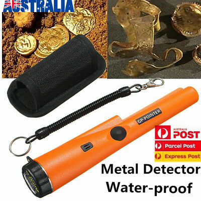 Handheld GP-Pointer Metal Detector Automatic Pinpointer Pointer Alarm Holster