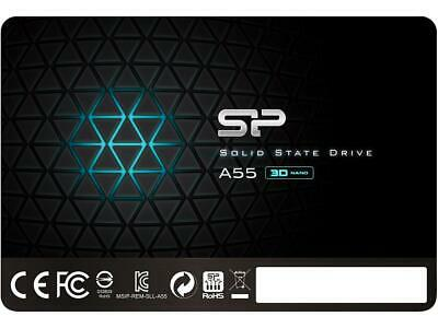 "Silicon Power Ace A55 2.5"" 512GB SATA III 3D NAND Internal Solid State Drive (SS"