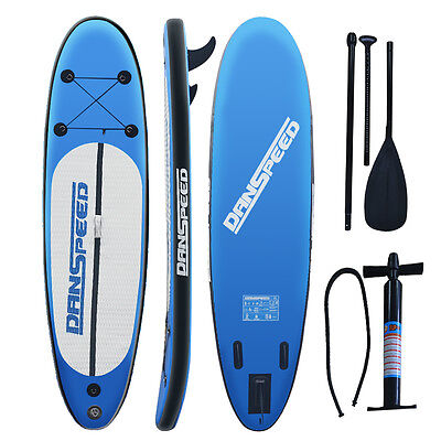 SUP RACE Board Stand Up Paddle Surf-Board aufblasbar Paddel ISUP 305cm premium