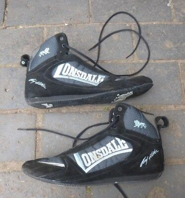 Lonsdale Boxing Shoes/ Trainers size UK 12 (930k)